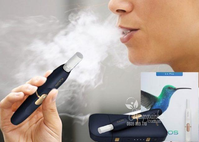 Vậysự thật về IQOS, có cai được thuốc lá như lời đồn thổi không?
