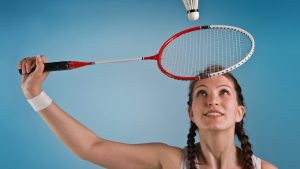 Chiến thuật đánh cầu lông 2 người nam nữ đơn giản